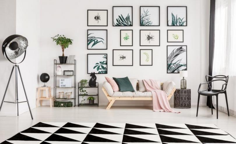 Black White Decoration Ideas And