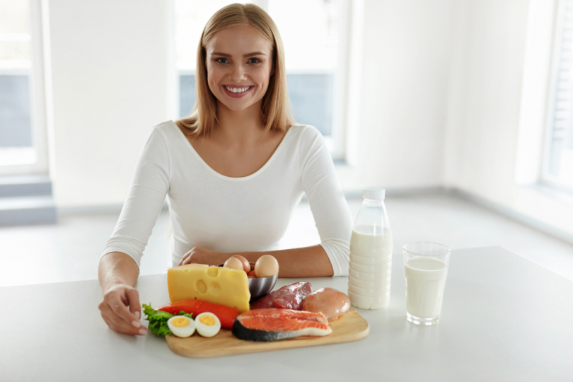 How Much Should Protein Intake Be? | Women's Alphabet