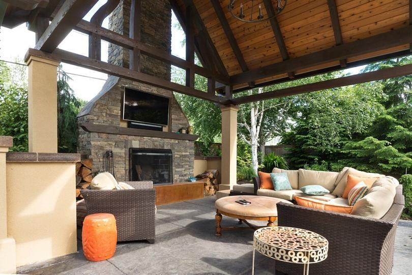 chic ideas for the outdoor room this is how terrace
