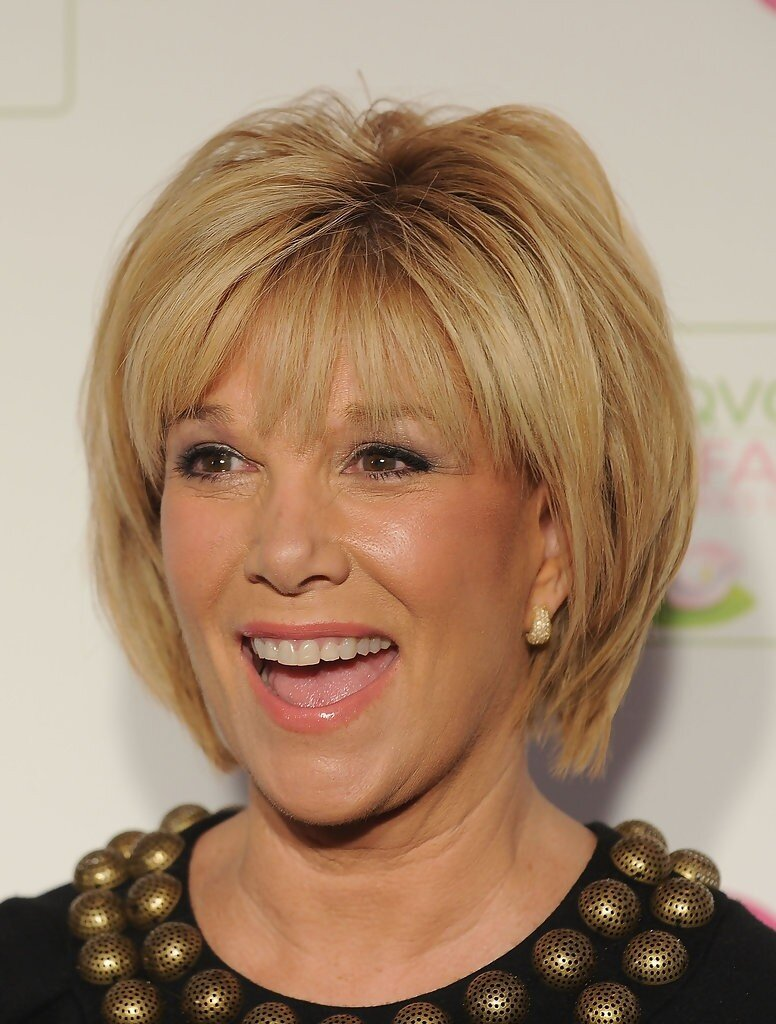Short Hairstyles For Women Over 50 The