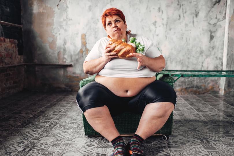 10 способов похудеть для ленивых